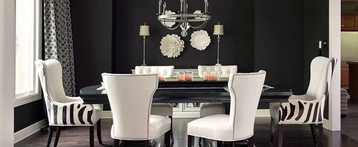 Dining room interior design idea