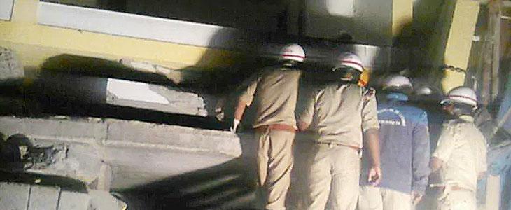 Pulikeshinagar Incident