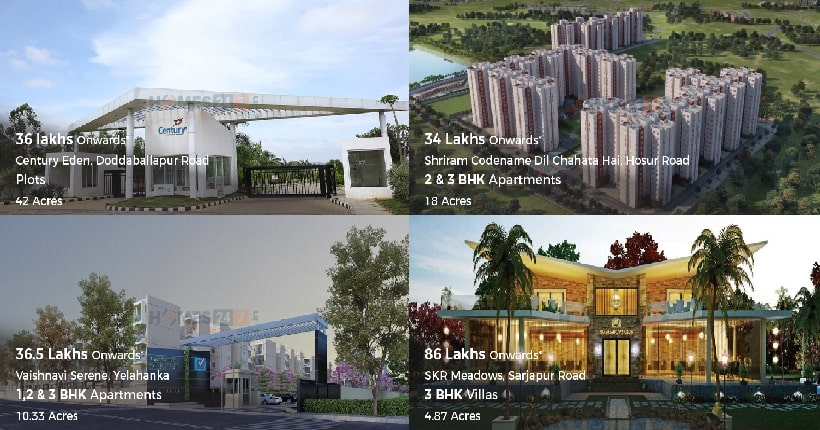 affordable housing in Bangalore
