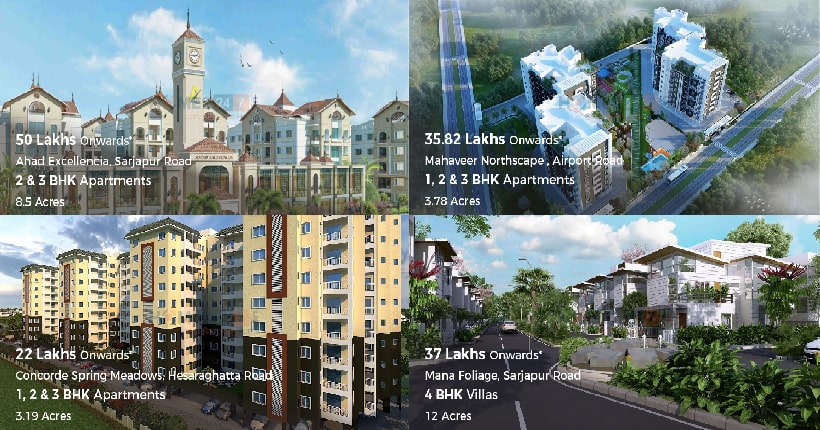 housing projects in Bangalore