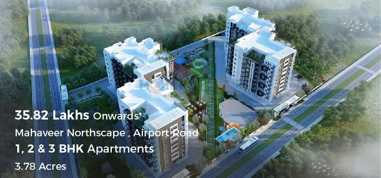 Mahaveer Northscape Affordable Housing in Bangalore
