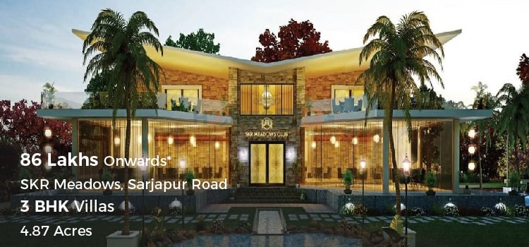 SKR Meadows Villas in Sarjapur Road
