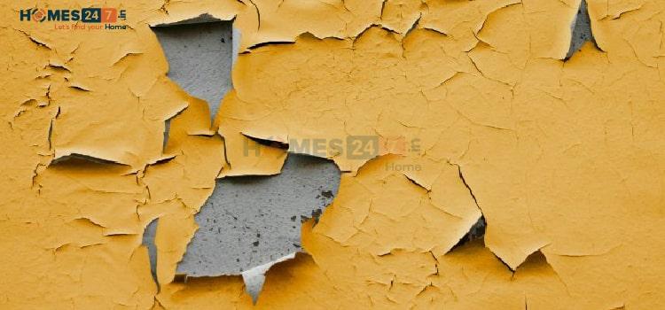 Flaky Walls