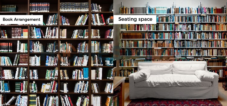 Small Library Ideas