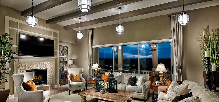 Types of led lights for home