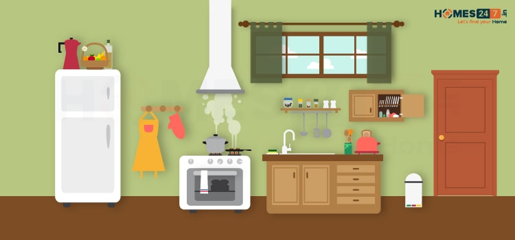 Do's and Don'ts in Kitchen Vastu