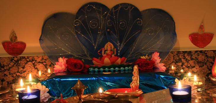 Home Mandir Decoration