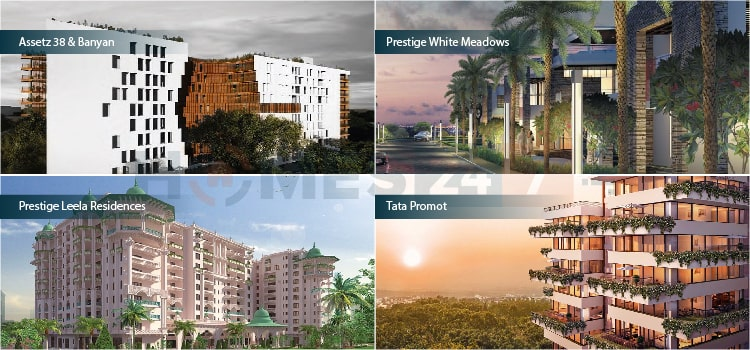 top apartments in bangalore