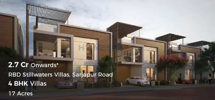 RBD Stillwaters Villas for Sale in Sarjapur Road