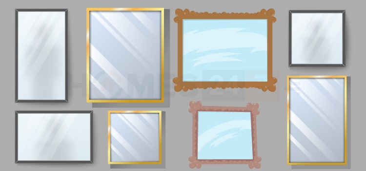 Different types of Mirror