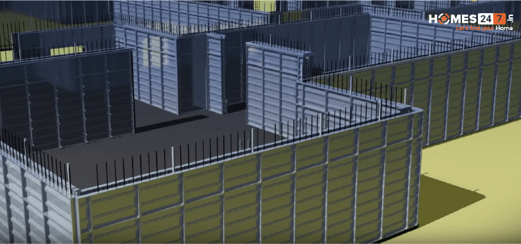 Mivan Construction Pre Concrete
