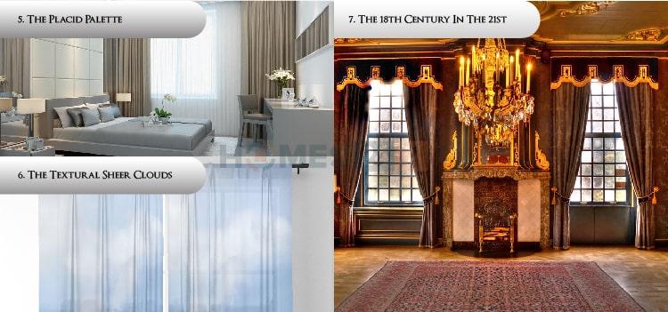 latest curtain designs