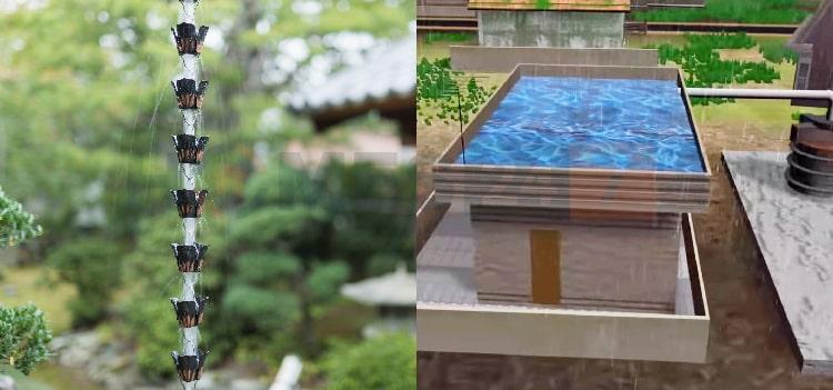 rooftop rainwater harvesting