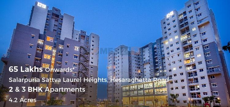 Salarpuria Sattva Laurel Heights