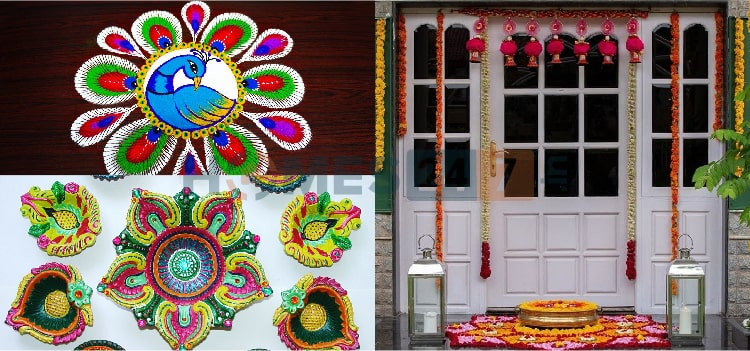 makar sankranti decoration ideas