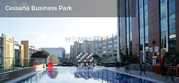 Cessana Business Park