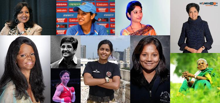 Top 10 India's Most Inspiring Women