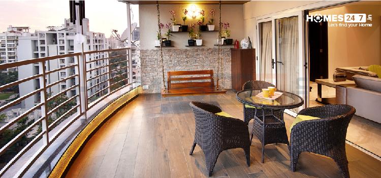Small Balcony Decoration Ideas