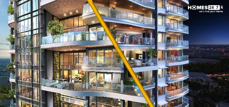 ultra luxury apartments in Bangalore