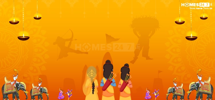 dussehra decoration ideas