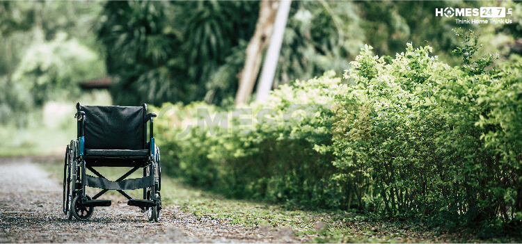 Disabled Friendly home