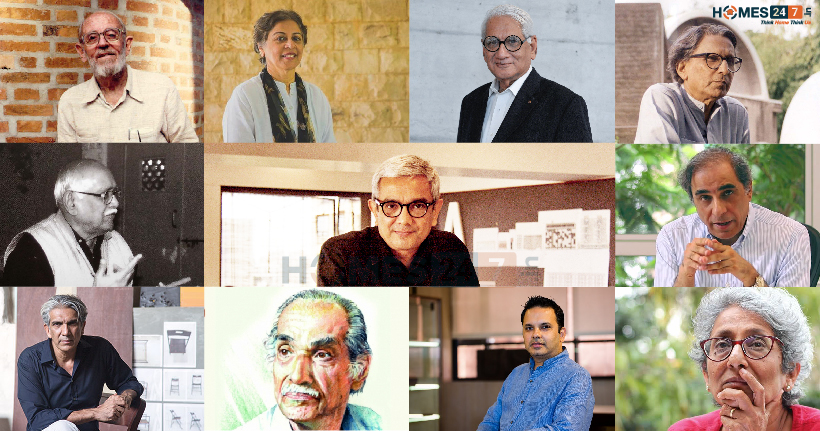 best architects in India