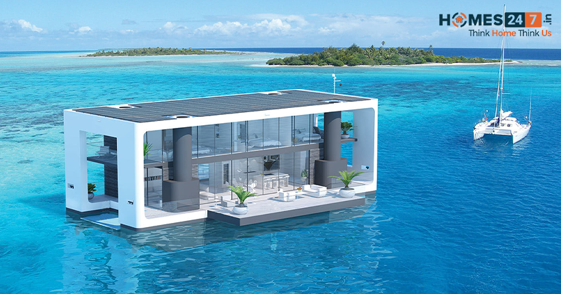 Floating Houses | Homes247.in