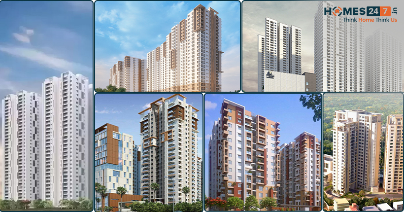 Best Residential Projects in Hyderabad| Homes247.in