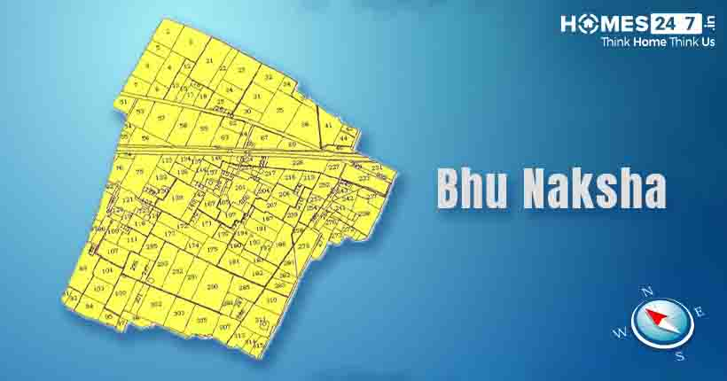 Bhu Naksha | Bhulekh Naksha| Homes247