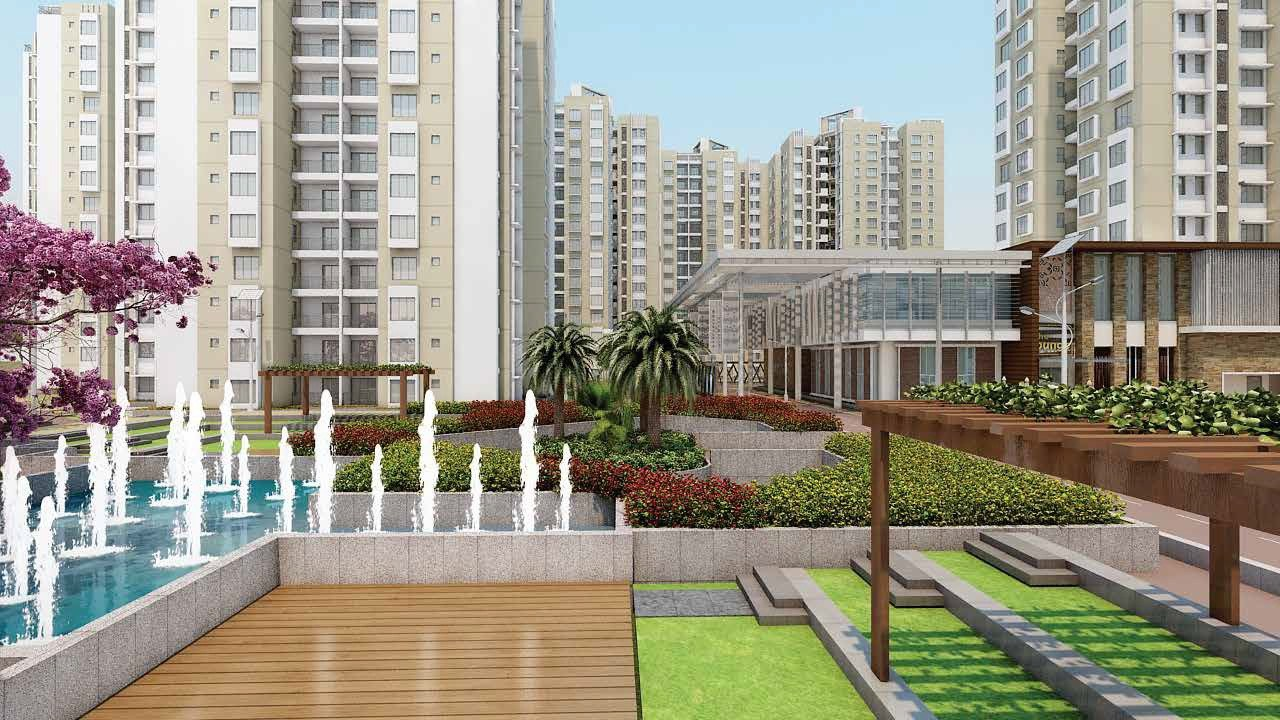 Divyasree Republic of Whitefield address