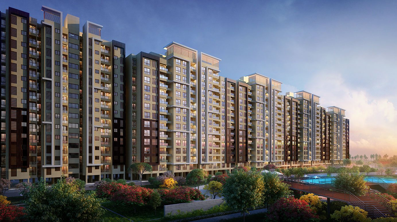 Mahaveer Ranches Phase I Apartments in Sarjapur Road