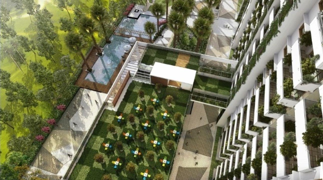 Vaswani Menlo Park floorplan