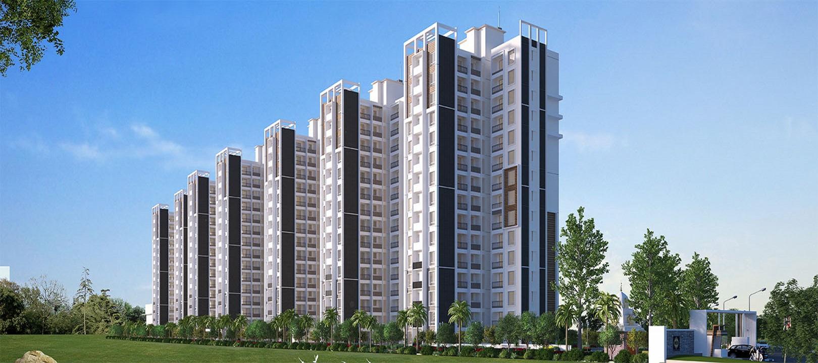 SNN Raj Grandeur floorplan
