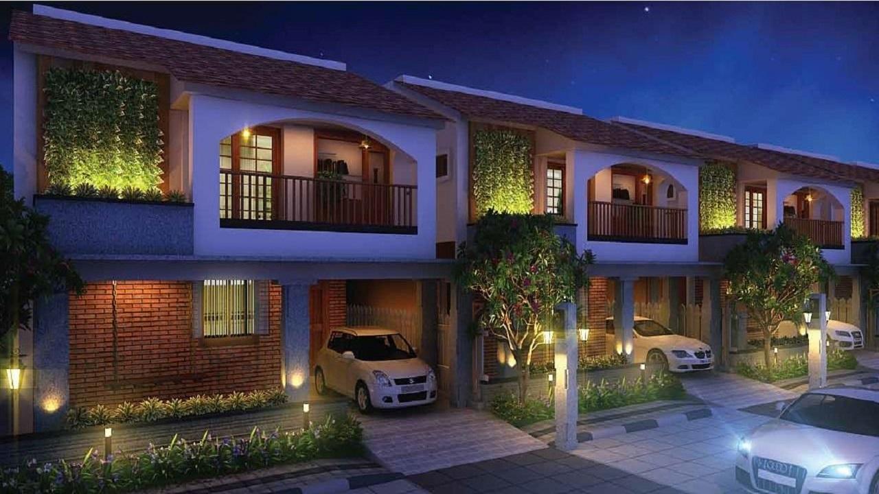 Bluejay Malgudi Villa