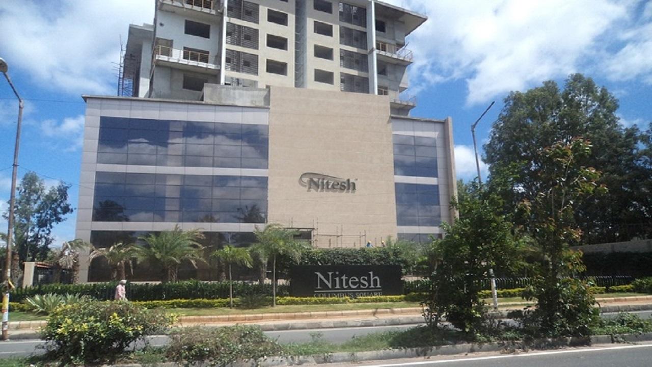Nitesh Columbus Square floorplan