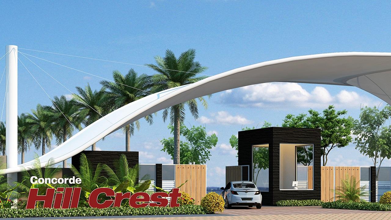 Concorde Hill Crest plots