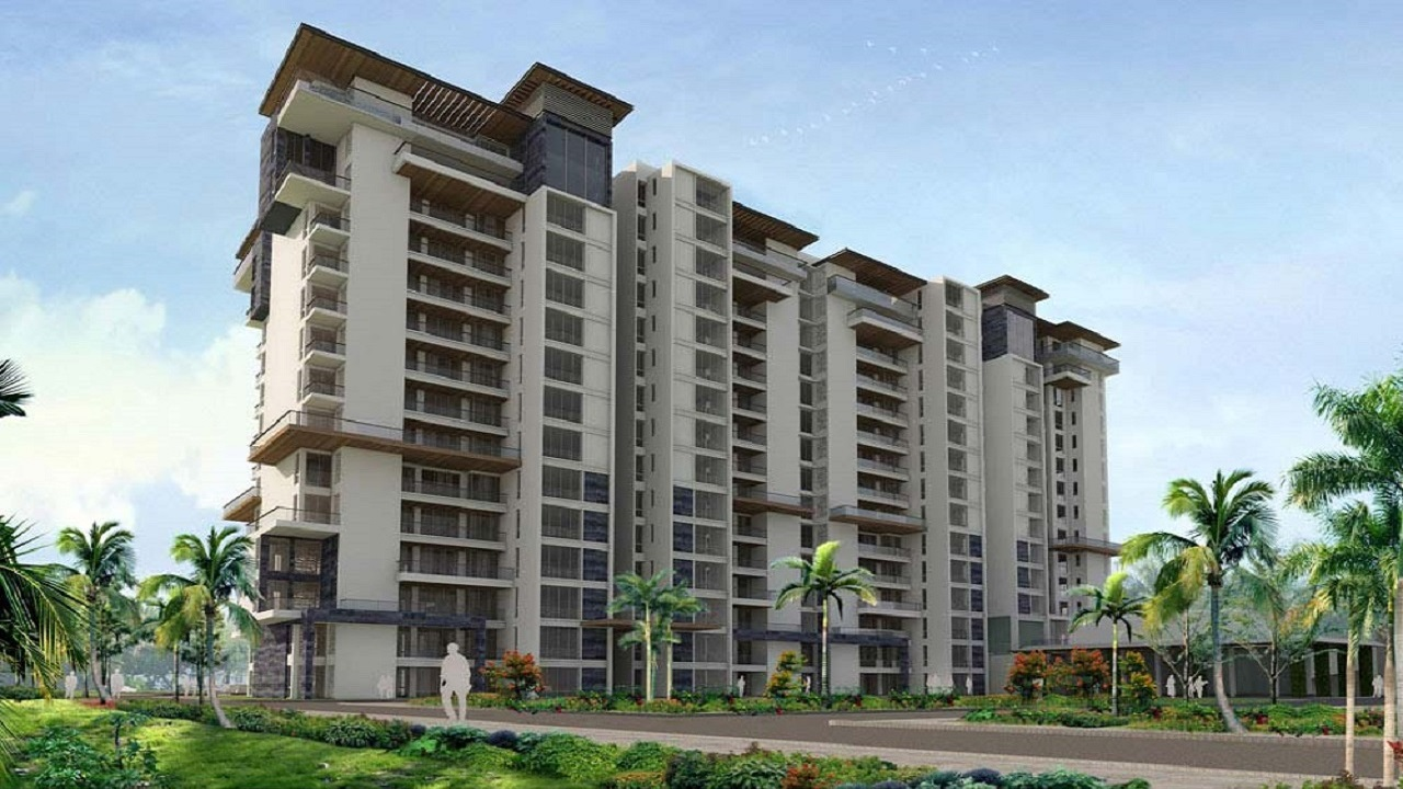 Divyasree-77-place-elevation
