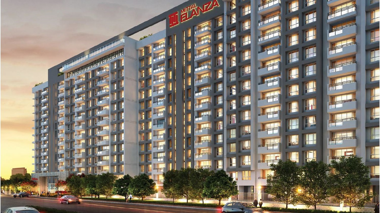 Mittal Elanza floorplan