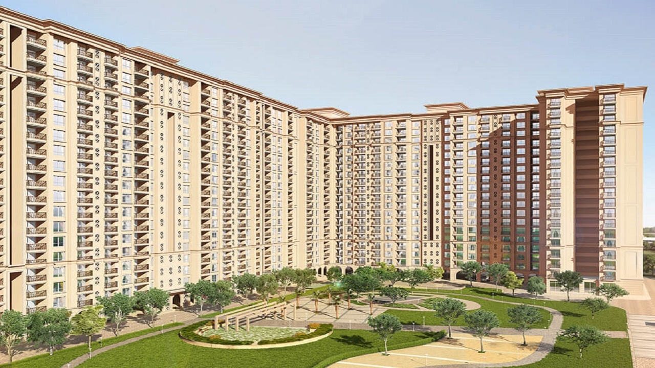 House Of Hiranandani Glen Classic floorplan