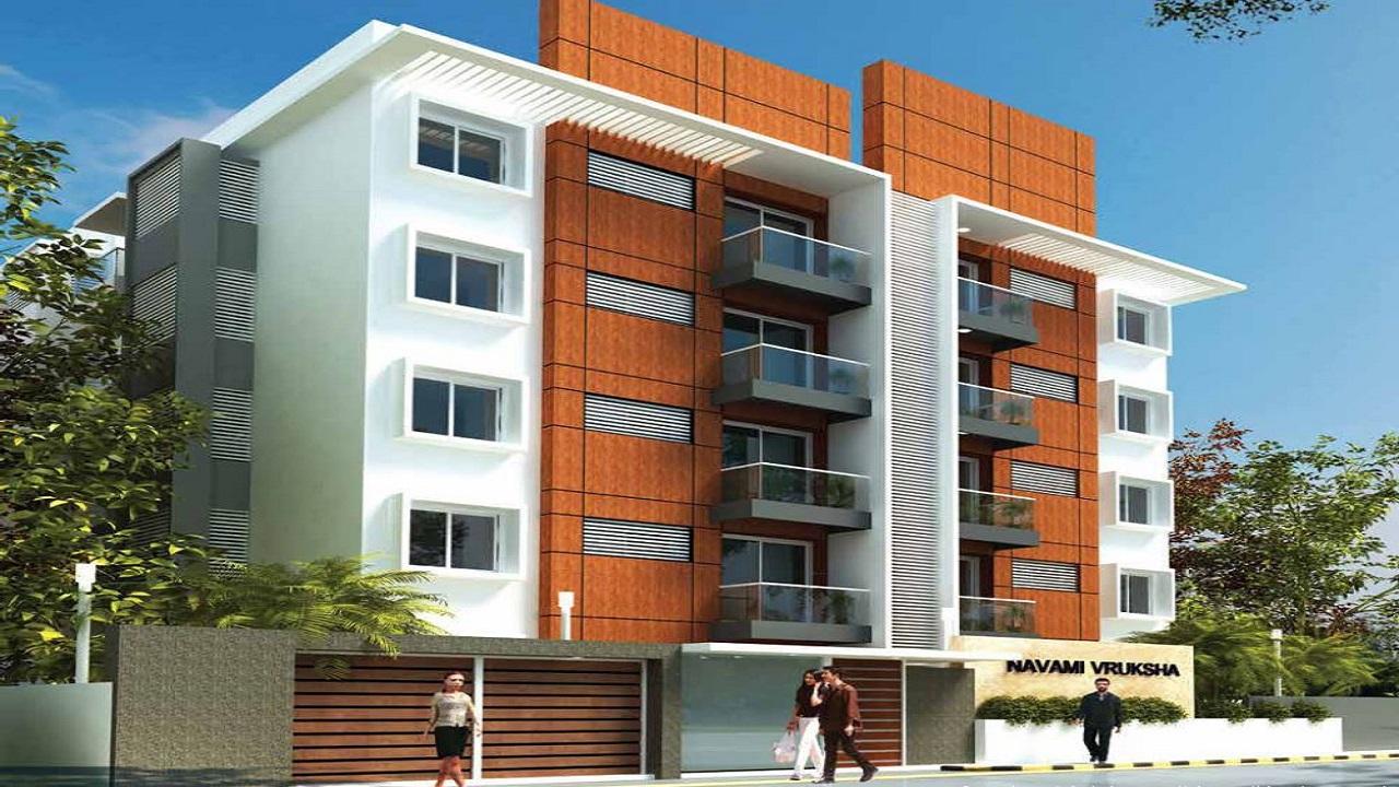 Navami Vruksha floorplan