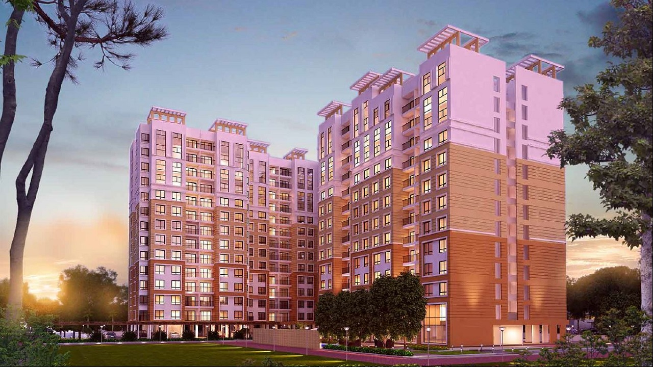 Kolte Patil Mirabilis Elevation Apartments in North Bangalore