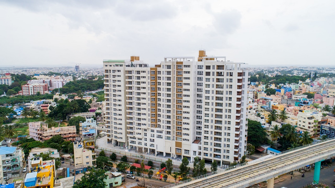 SNN Spiritua Apartments in South Bangalore