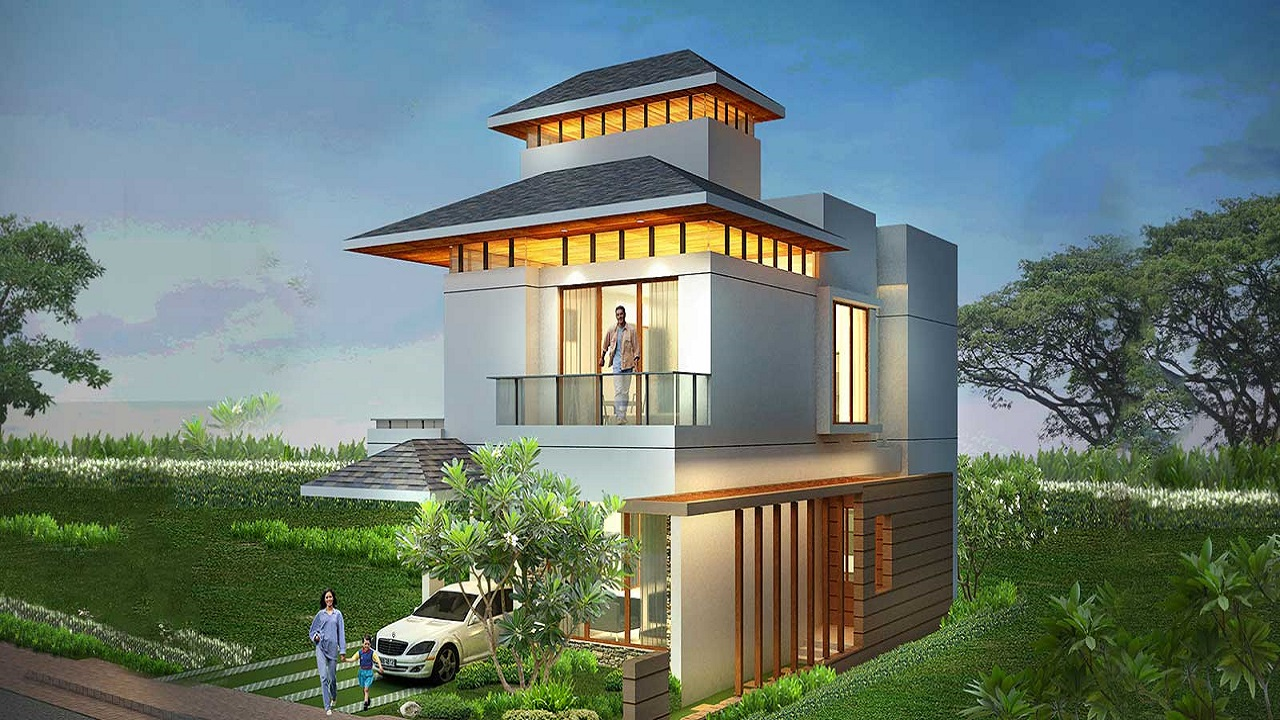 Azven Breathe Villas in Sarjapur