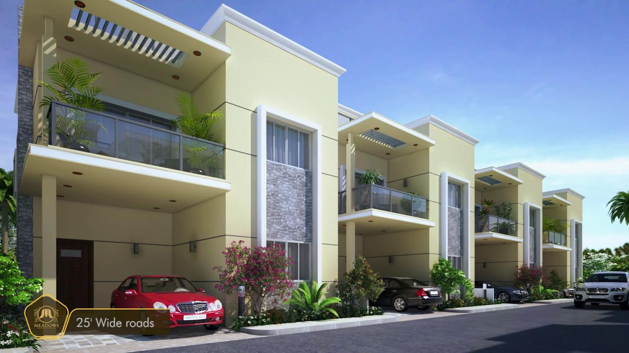 SKR Meadows Villas in Sarjapur Road