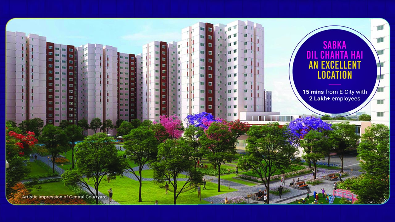 Shriram Codename Dil Chahta Hai Featured Image Apartments in Hosur Road