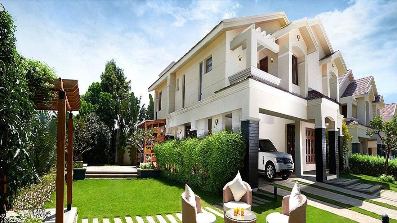 Nambiar Bellezea Villas in Sarjapur Road
