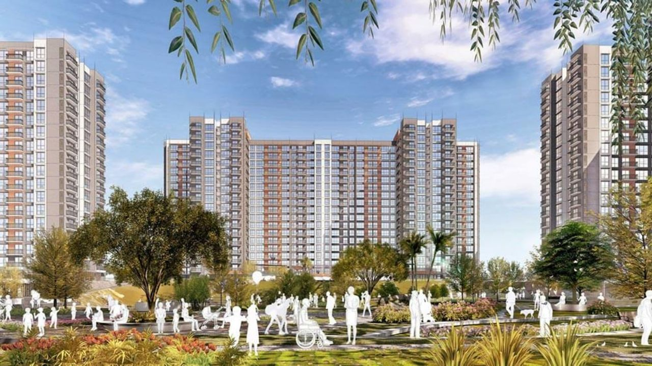 Godrej Royale Woods Apartments in Devanahalli