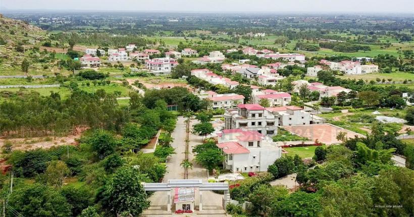 Mantri Hills in Chikballapur