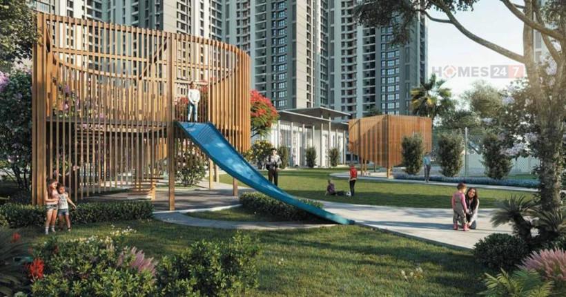 Lodha Quality Home Tower 1 Master Plan