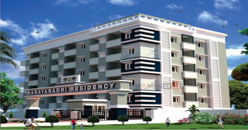 Sai Dharani Associates Narayanadri Residency Featured